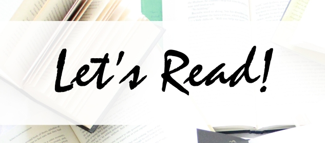 Let's Read! Banner