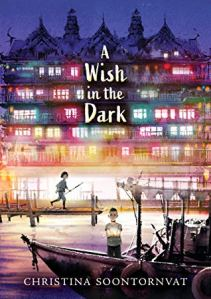 A Wish in the Dark by Christina Soontornvat book cover