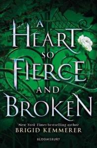 A Heart So Fierce and Broken by Brigid Kemmerer book cover