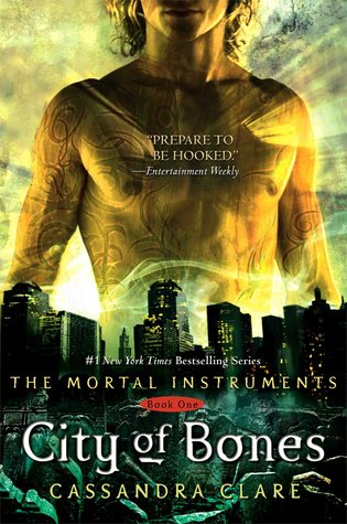 city of bones by canssandra clare
