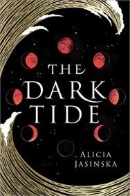 The Dark Tide by Alicia Jasinska book cover
